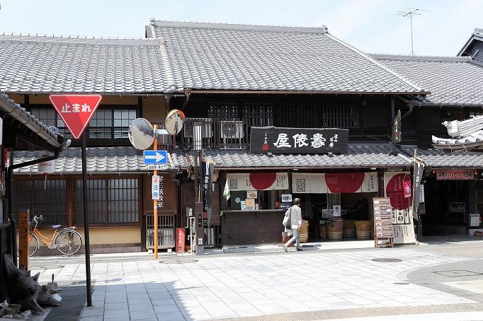 犬山城下町1