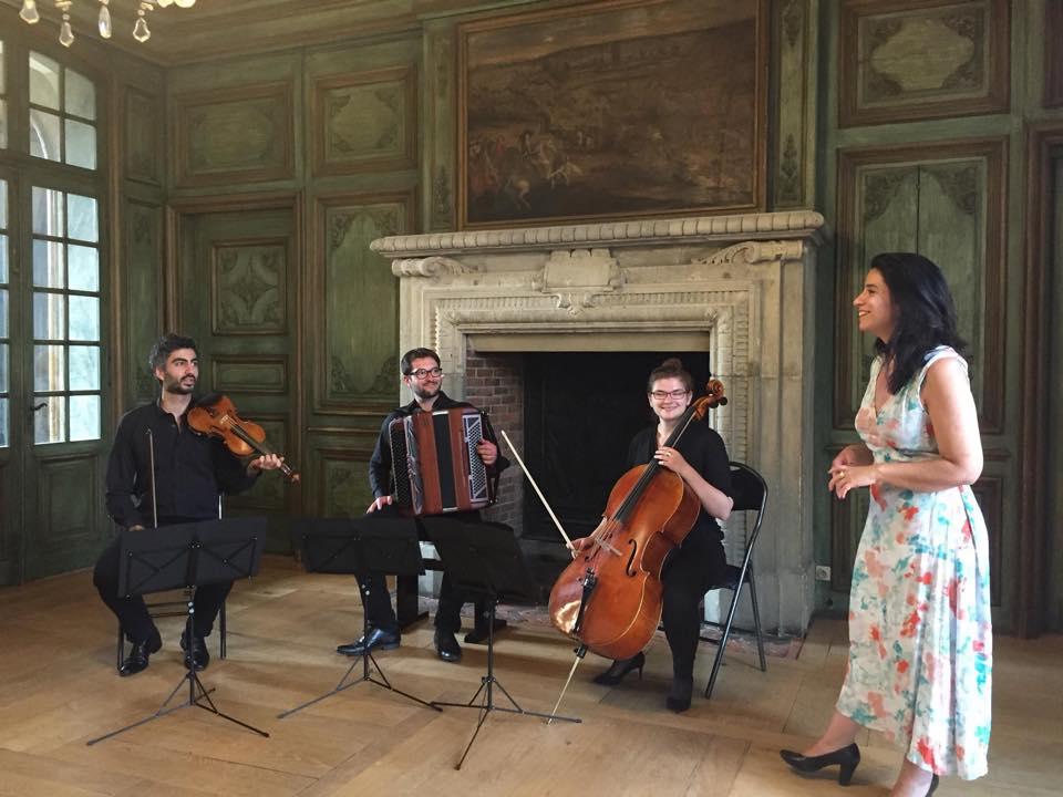 Trio LUBIN et Stéphanie Révillion