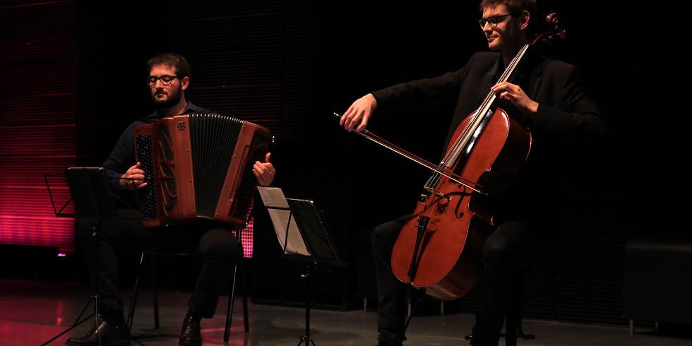 2021 Duo Violoncelle / Accordéon