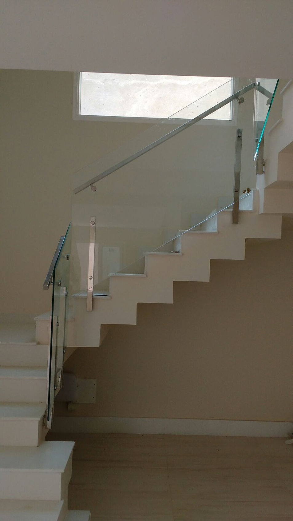 Preferência Escadas para vidro ZJ29