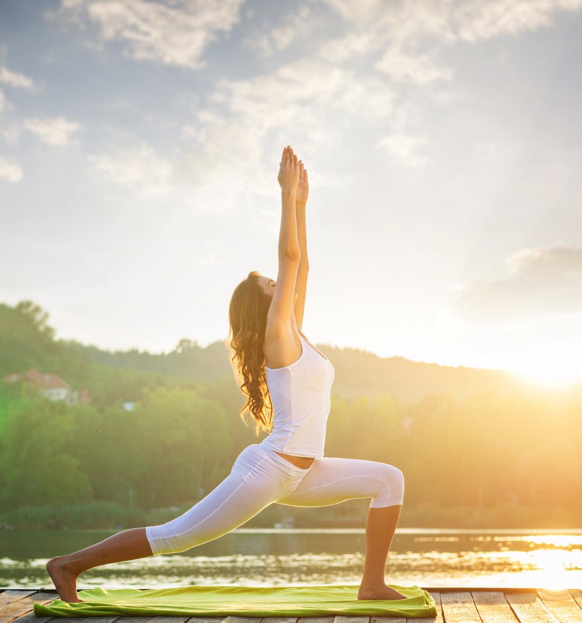 Kundalini-Yoga am Vormittag online