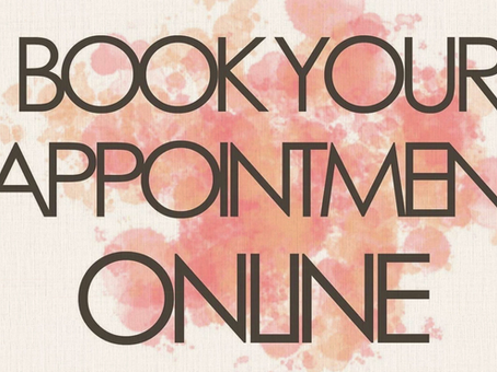 On-Line booking platform now open