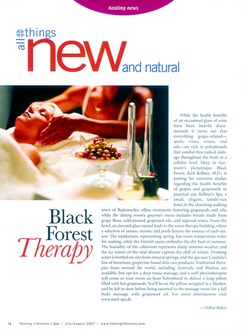 Black-Forest-Therapy USA