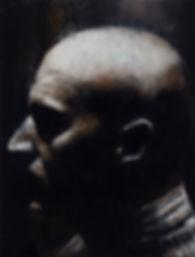 2016, FRAME series, 30x23 cm, oil on canvas