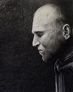 2015, Frame series, 60x48 cm, pencil on paper