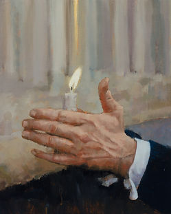 2014, FRAME series, 50x40 cm, oil on canvas