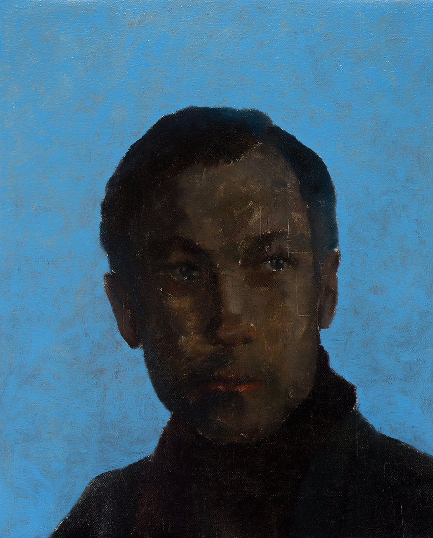 2015, FRAME series, 50x40 cm, oil on canvas