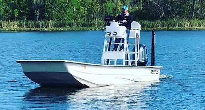 Cast N Reel Fishing Charters' vessel