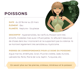 ♓ Poissons