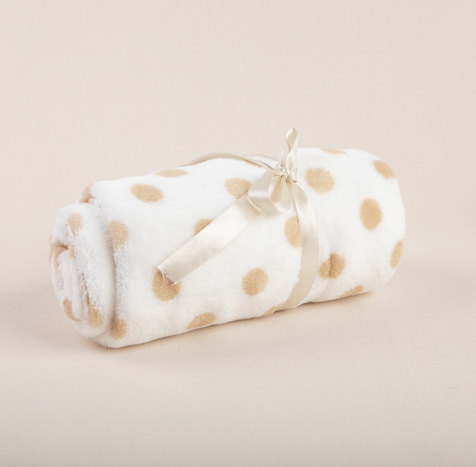 משלוח מתנה ליולדת - שמיכת כבש תינוק 2 _ק