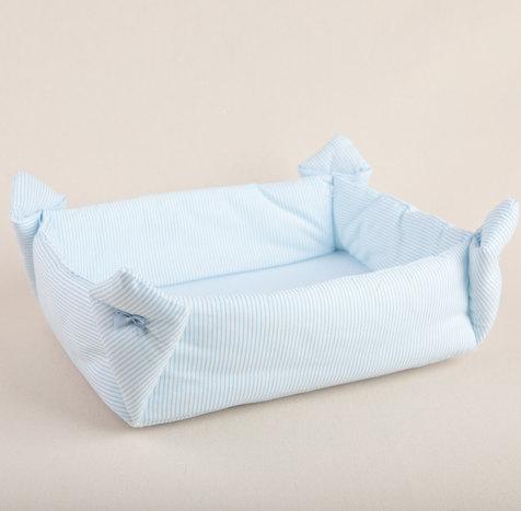 מתנה ליולדת עבודת יד - סלסילת בד תינוק