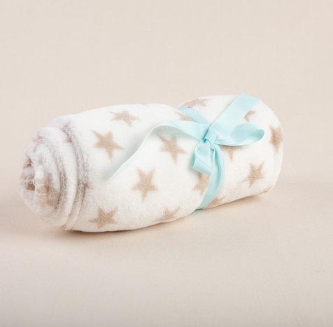משלוח מתנה ליולדת - שמיכת כבש תינוק _ק.j