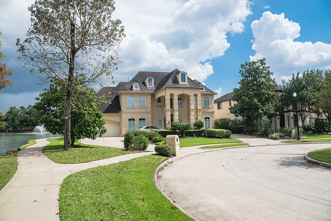 Residential home in beaumont texas