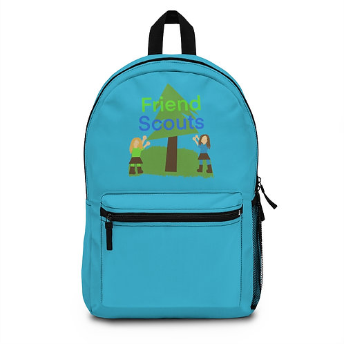 Friend Scouts - Backpack (Made in USA)
