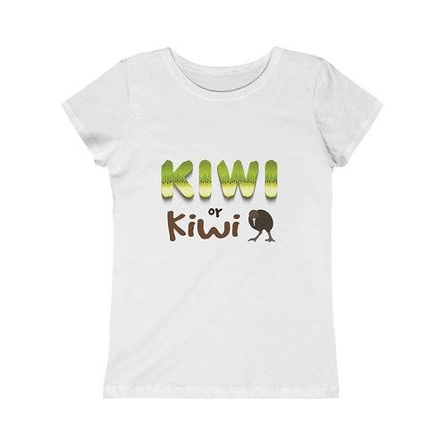Kiwi or Kiwi - Girls Tee