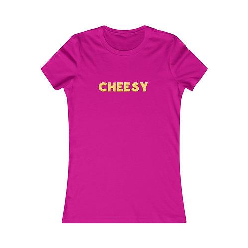 Cheesy - Women's Tee