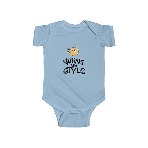 Peace Vibing In Style - Infant Onesie