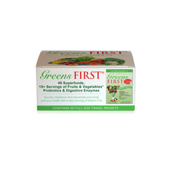 Greens First Travel Packet Box
