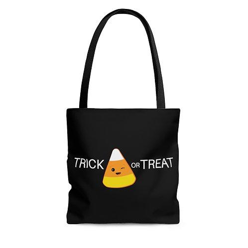 Trick or Treat Candy Corn - Tote Bag