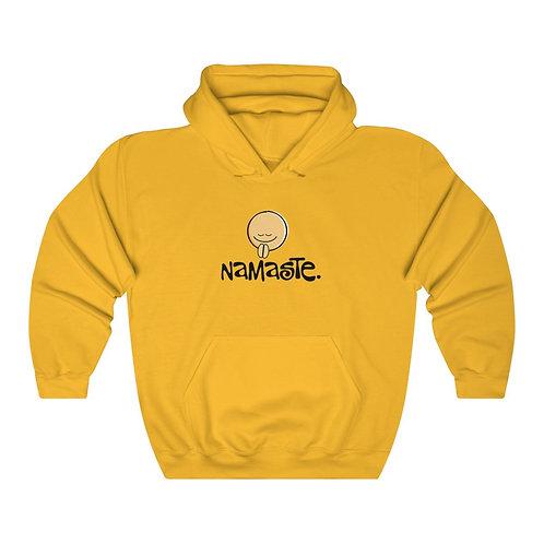 Namaste - Unisex Heavy Blend™ Hooded Sweatshirt