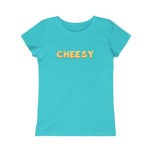 Cheesy - Girls Tee