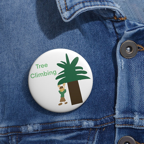 Friend Scouts - Tree Climbing Badge - Pin
