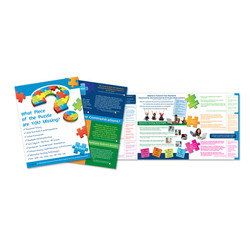 3-Panel Foldout Brochure—11 x 25.5