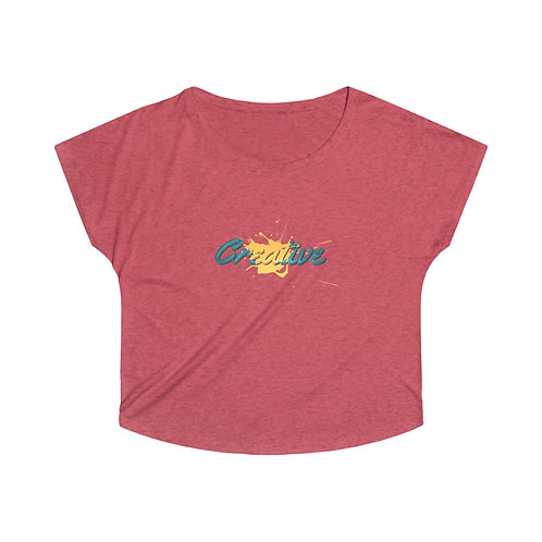Creative - Women's Soft & Loose Tee