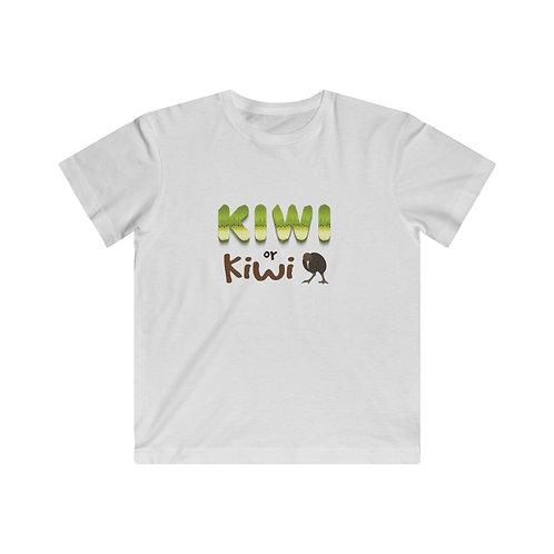 Kiwi or Kiwi - Kids Tee
