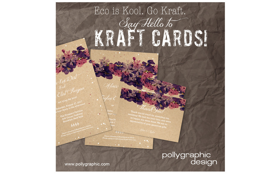 Natural Kraft Cards