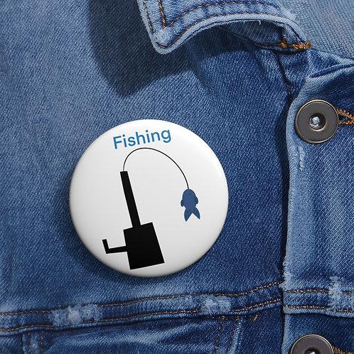 Friend Scouts - Fishing Badge - Pin