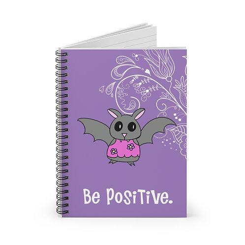 Batty - Be Positive - Notebook