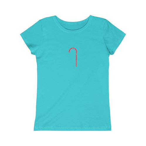 Candy Cane -  Girls Tee