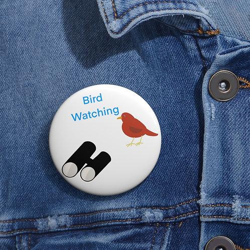 Friend Scouts - Bird Watching Badge - Pin