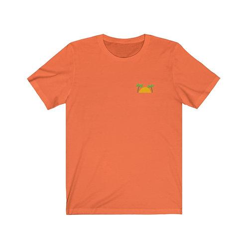 Sunset - Unisex Jersey Short Sleeve Tee