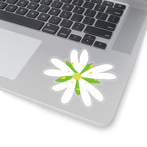 Chickweed - Kiss-Cut Sticker
