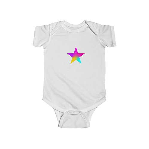 Star of Color - Infant Onesie
