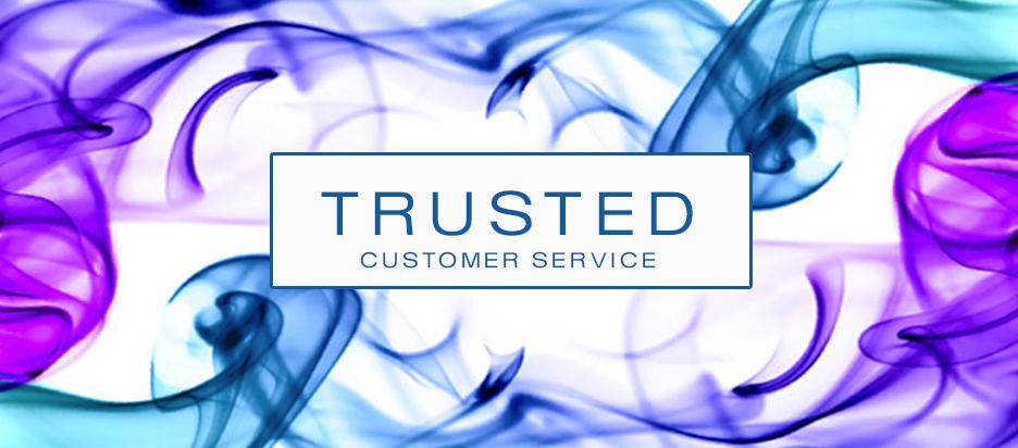 TRUSTED CUSTOMER SERVICE