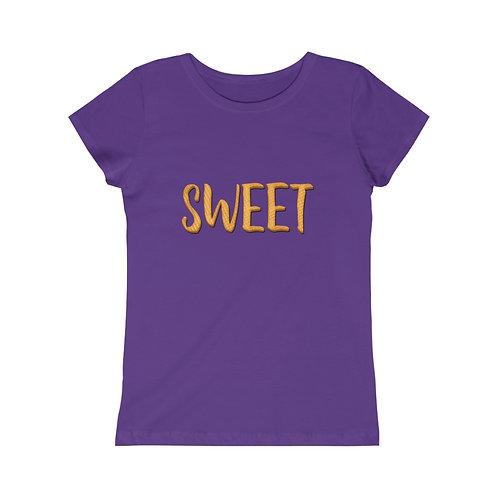 Sweet - Waffle Cone - Girls Tee