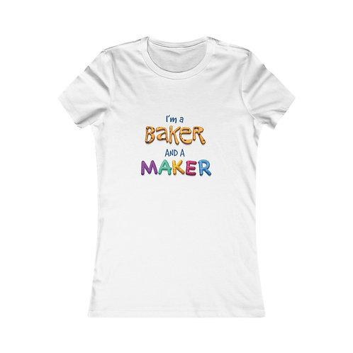 Baker Maker - Women's Tee