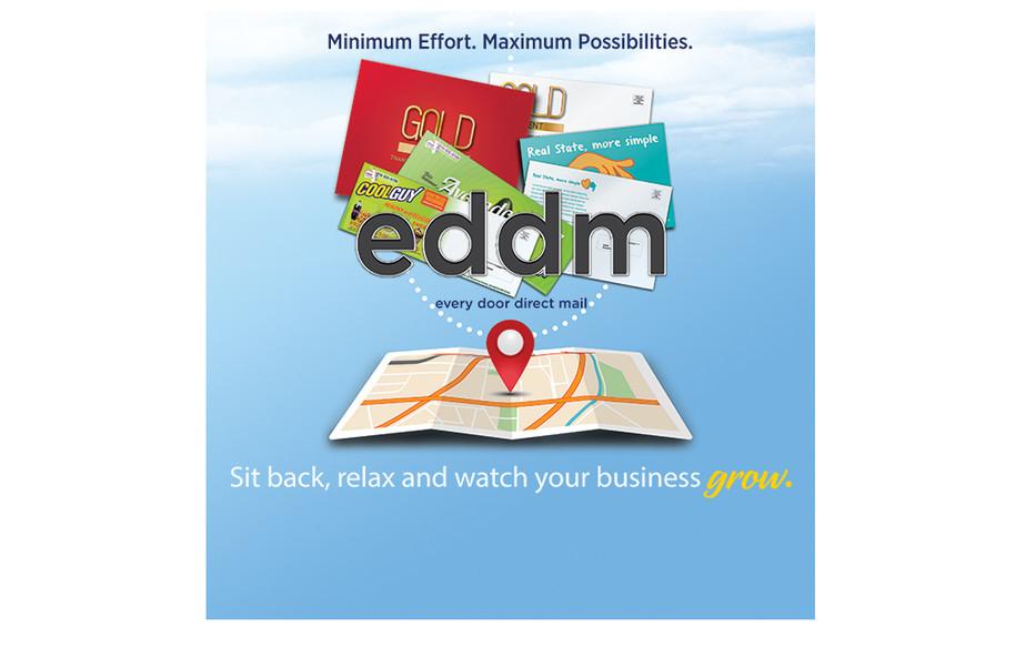 Every Door Direct Mail (EDDM)