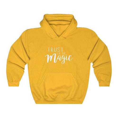 Trust in the Magic- Unisex Heavy Blend™ Hooded Sweatshirt