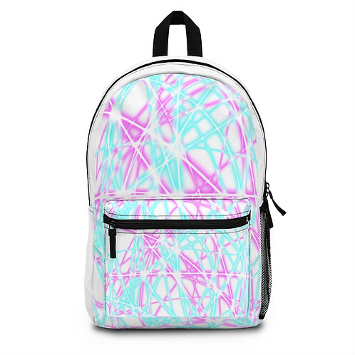 Light Swirls - Backpack (Made in USA)