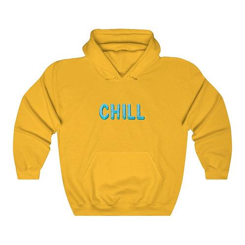 Chill - Unisex Heavy Blend™ Hooded Sweatshirt