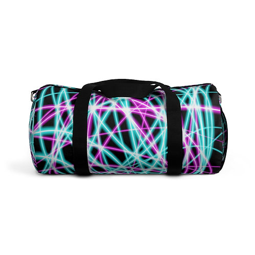 Light Swirls- Duffel Bag
