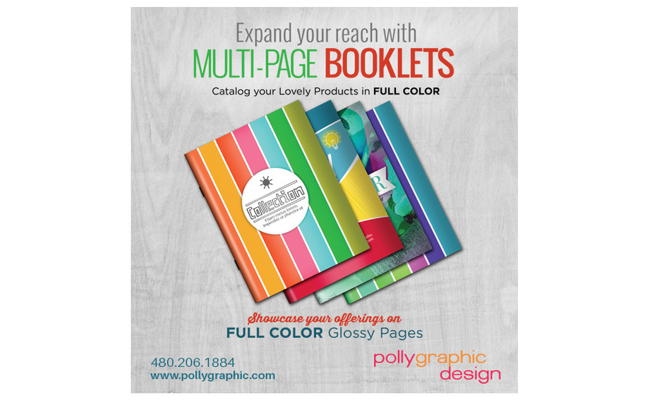 Multi-Page Booklets