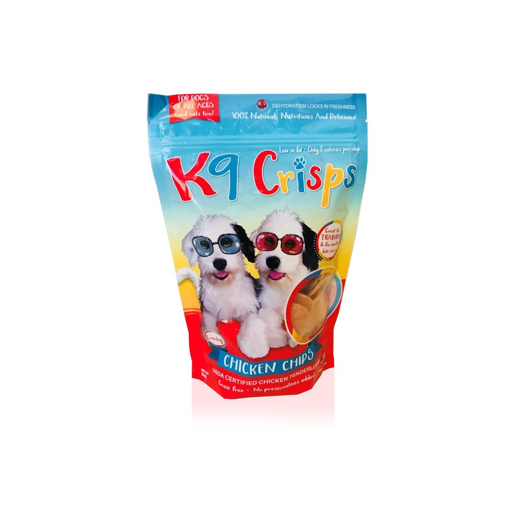 K9 Crisps Chicken Chips