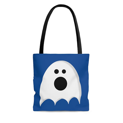 Ghosty Tote Bag