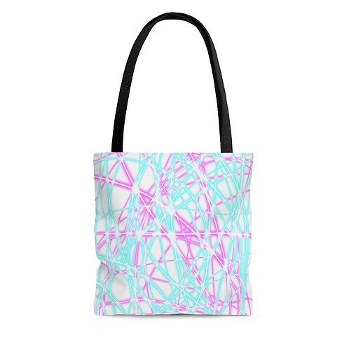 Light Swirls - Tote Bag