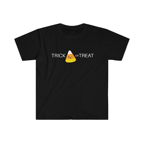 Trick or Treat Candy Corn - Men's Tee